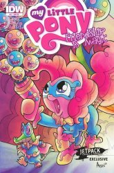 IDW Publishing's My Little Pony: Friendship is Magic Issue # 11jet pack