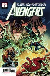 Marvel Comics's The Avengers Issue # 3