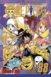 Viz Media's One Piece Soft Cover # 88