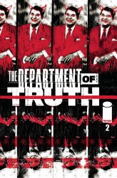 Image Comics's Department of Truth Issue # 2