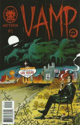 Mythos Comics's Vamp Issue # 1