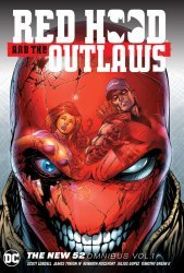DC Comics's Red Hood And The Outlaws: The New 52 Omnibus  Hard Cover # 1