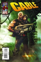 Marvel Comics's Cable Issue # 18