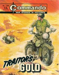 D.C. Thomson & Co.'s Commando: War Stories in Pictures Issue # 1395