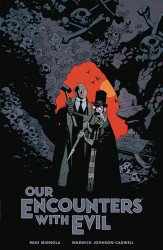 Dark Horse Comics's Our Encounters With Evil Hard Cover # 1