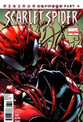 Marvel Comics's Scarlet Spider Issue # 11