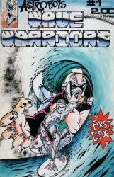 Astroboys Productions's Wave Warriors Issue # 1