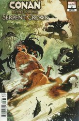 Marvel Comics's Conan: Battle for the Serpent Crown Issue # 3c
