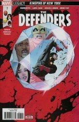 Marvel Comics's The Defenders Issue # 7