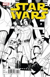 Marvel's Star Wars Issue # 16c