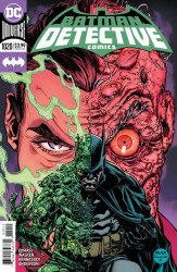 DC Comics's Detective Comics Issue # 1020