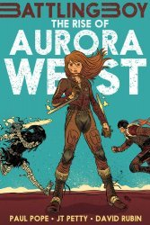First Second Books's Battling Boy: Rise Of Aurora West Soft Cover # 1