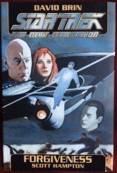 WildStorm's Star Trek: The Next Generation - Forgiveness Hard Cover # 1