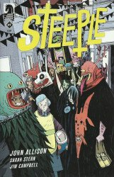 Dark Horse Comics's Steeple Issue # 4b