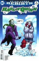DC Comics's Harley Quinn Issue # 12b