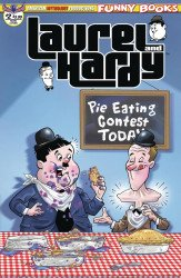 American Mythology's American Mythology Archives: Laurel & Hardy Issue # 2