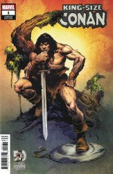 Marvel Comics's King-Size Conan Issue # 1c