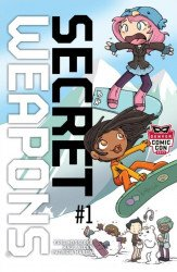 Valiant Entertainment's Secret Weapons Issue # 1dcc