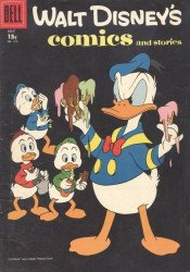 Dell Publishing Co.'s Walt Disney's Comics and Stories Issue # 214b