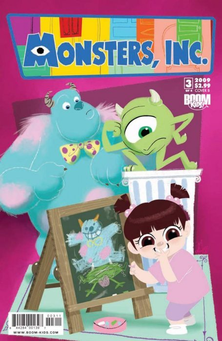 ethical issues in monsters inc This study shows how the animated film monsters, inc can be used as a tool for teaching management by metaphors , presented in the plot of animated films, the main concepts of organizations.