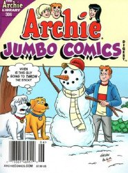 Archie Comics Group's Archie Jumbo Comics Digest Issue # 306