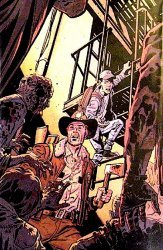Image Comics's The Walking Dead Issue # 2blind bag-b