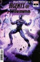 Marvel Comics's Black Panther and the Agents of Wakanda Issue # 2c