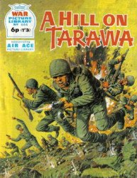 Fleetway (AP/IPC)'s War Picture Library Issue # 644