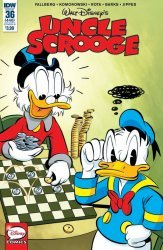 IDW Publishing's Uncle Scrooge Issue # 36b
