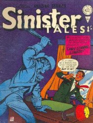Alan Class & Company's Sinister Tales Issue # 60