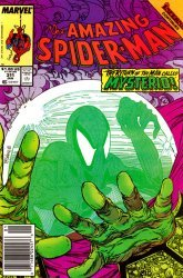 Marvel Comics's The Amazing Spider-Man Issue # 311