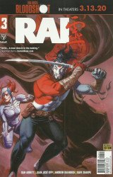 Valiant Entertainment's Rai Issue # 3d