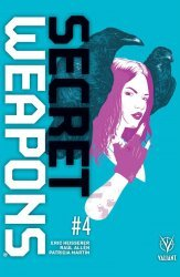 Valiant Entertainment's Secret Weapons Issue # 4