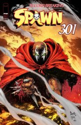 Image Comics's Spawn Issue # 301b