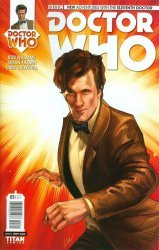 Titan Comics's Doctor Who: 11th Doctor Issue # 3