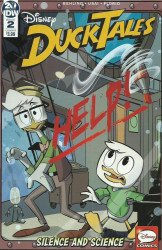 IDW Publishing's DuckTales: Silence and Science Issue # 2