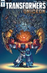 IDW Publishing's Transformers: Unicron Issue # 1ri