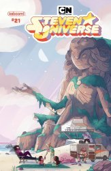 KaBOOM!'s Steven Universe Issue # 21b