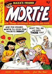 Nation-Wide Publishers's Mortie Issue # 2