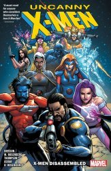 Marvel Comics's Uncanny X-Men TPB # 1