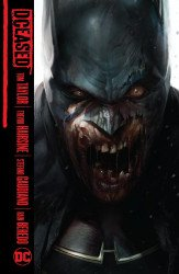 DC Comics's DCeased Hard Cover # 1