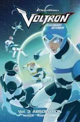 Lion Forge Comics's Voltron: Legendary Defender TPB # 1