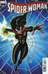 Marvel Comics's Spider-Woman Issue # 1u