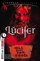 Vertigo's Lucifer Issue # 1