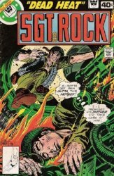 DC Comics's Sgt. Rock Issue # 329b