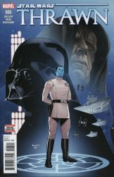 Marvel Comics's Star Wars: Thrawn Issue # 6