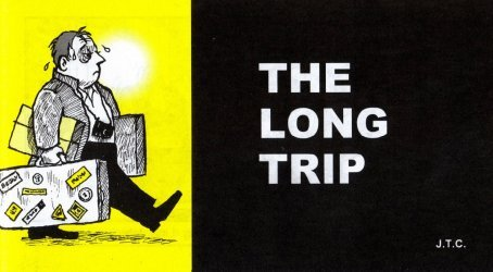 Chick Publications's The Long Trip Issue nn