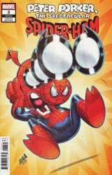 Marvel Comics's Spider-Ham Issue # 3b