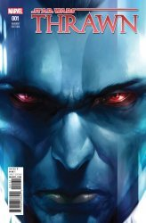 Marvel Comics's Star Wars: Thrawn Issue # 1c