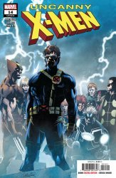 Marvel Comics's Uncanny X-Men Issue # 14